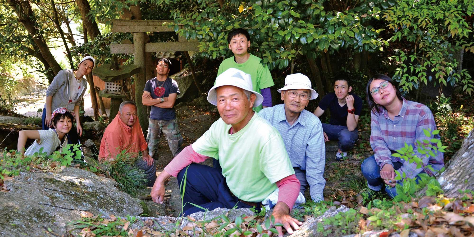 小豆島 中山自然美術館