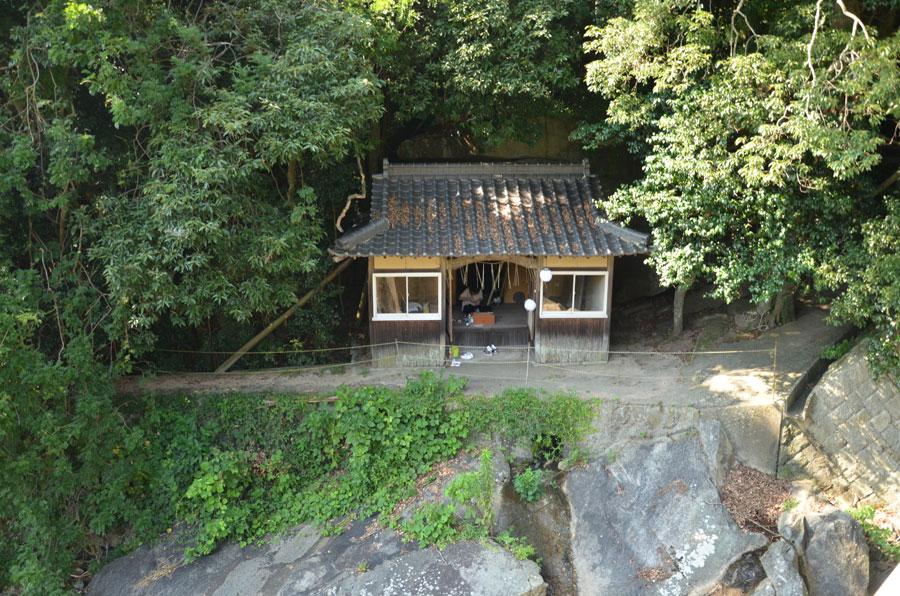 小豆島 アート 中山自然美術館